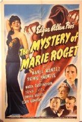 Mystery of Marie Roget 1942 DVD - Patric Knowles / Maria Montez